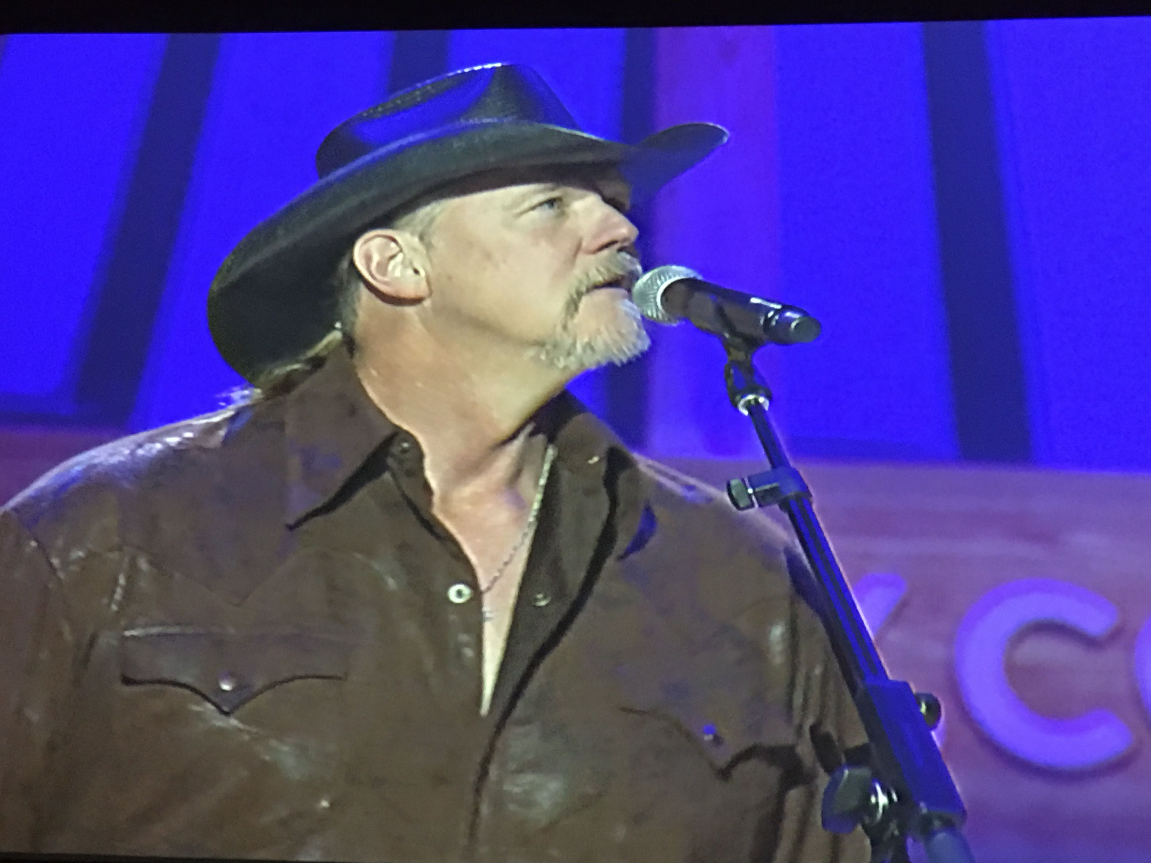 Trace Adkins at the Grand Ole Opry Country Music Show