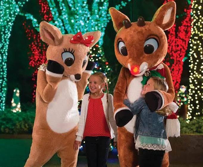 christmas town at busch gardens williamsburg - Christmas Town Busch Gardens Williamsburg
