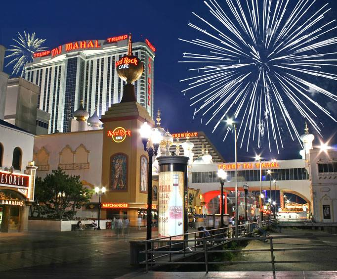 Atlantic City New Years Eve