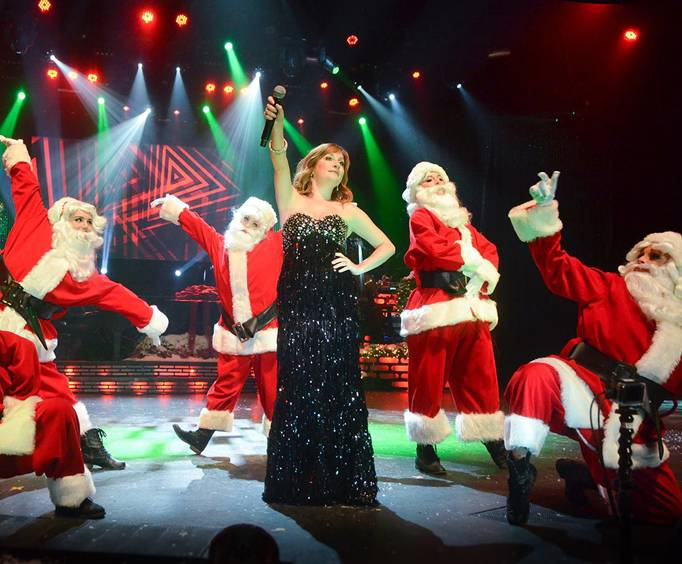 the carolina opry christmas special in myrtle beach sc