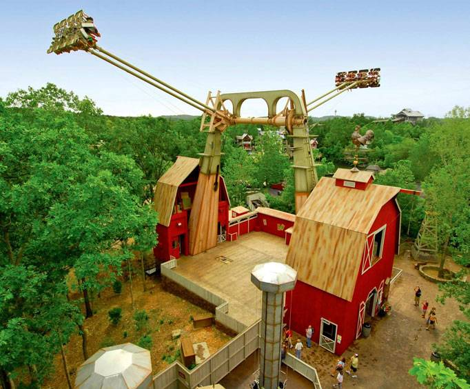 National Harvest And Cowboy Festival At Silver Dollar City