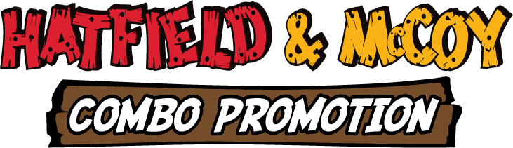 Hatfield and McCoy Combo Promotion