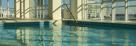 Hotel indoor pool  Dallas Area Hotels with Indoor Pools