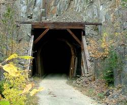 The Presidential Trail mine