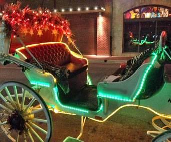 Yellow Rose Carriage In San Antonio Tx