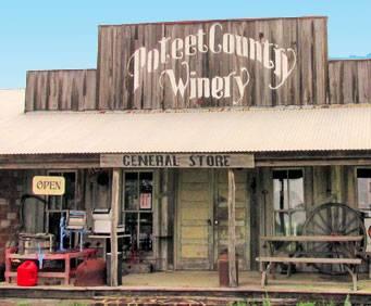 Poteet Country Winery Near San Antonio Tx