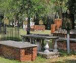 Colonial Park Cemetery in Savannah, GA