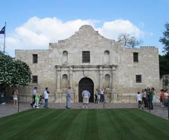 The Alamo In San Antonio Tx