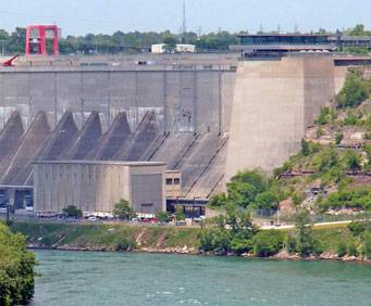 Niagara Falls Tour Of Generators