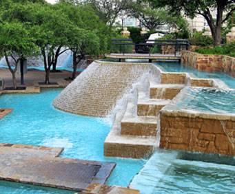 Hemisfair Park In San Antonio Tx