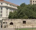 Old wall at Palace