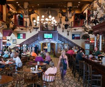 Buckhorn Saloon And Museum In San Antonio Tx