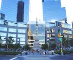 Columbus circle tower