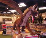 Giant dragon toy