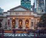New York Public Library exerior