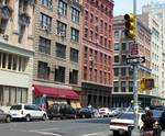 Soho and Tribeca neighborhood