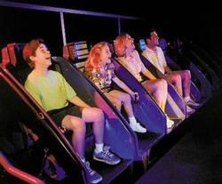Ripley's Motion Master Moving Theater in Myrtle Beach, SC