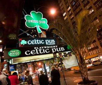 Playwright Celtic Pub In Hell S Kitchen Ny