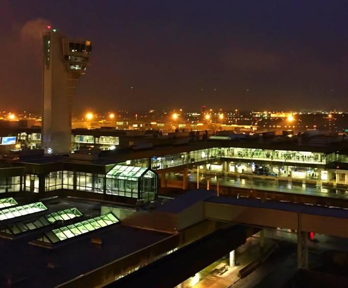 Philadelphia International Airport In Philadelphia Pa