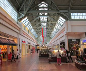 Concord Mills Shopping Center in Concord, NC