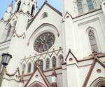 Cathedral of St. John the Baptist in Savannah, GA