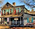 The Pirates' House in Savannah, GA