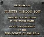Juliette Gordon Low Birthplace in Savannah, GA