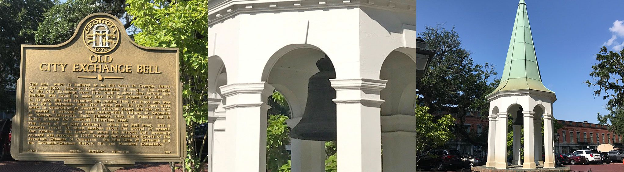 Old City Exchange Bell