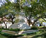 Franklin Square in Savannah, GA