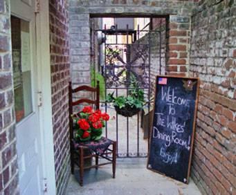 mrs. wilkes' dining room in savannah, ga