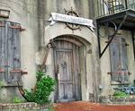 Doorway to Perkins & Sons Chandlery