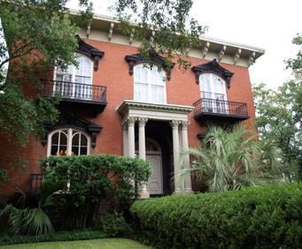 Mercer House In Savannah Ga