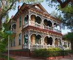 Victorian District in Savannah, GA