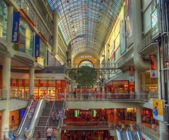 Pentagon Mall