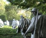 Korean War Veterans Memorial in Washington, DC