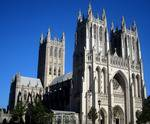 Outside view of Washington National Cathedral