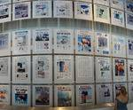 The Newseum in Washington, DC, news museum
