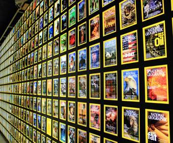 National Geographic Museum in Washington, DC, historical