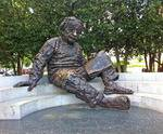 Albert Einstein Memorial in Washington, DC