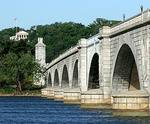 Arlington Memorial Bridge in Washington, DC
