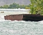 The Niagara Scow at Niagara Falls, ON