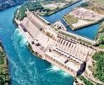 Sir Adam Beck Generating Stations in Niagara Falls, ON