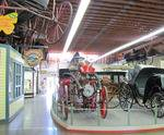 Surrey Hills Carriage Museum on Mackinac Island, MI