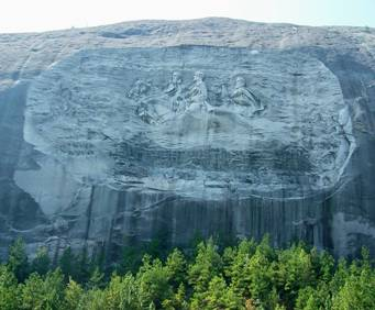 stone mountain park in stone mountain ga