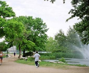 Lady Bird Johnson Park San Antonio Tx