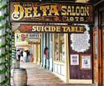 Delta Saloon Suicide Table