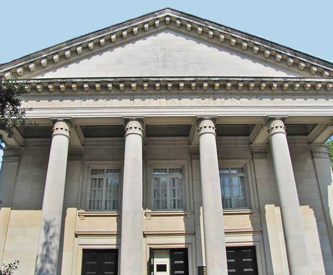 First Baptist Church Of Savannah Ga