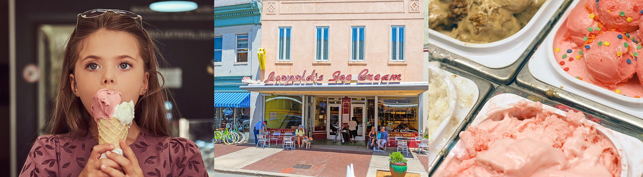 Leopold's Ice Cream Parlor