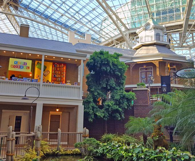 Gaylord Opryland Events Center