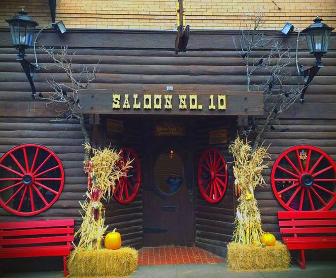 Old Style Saloon 10 In Deadwood Sd